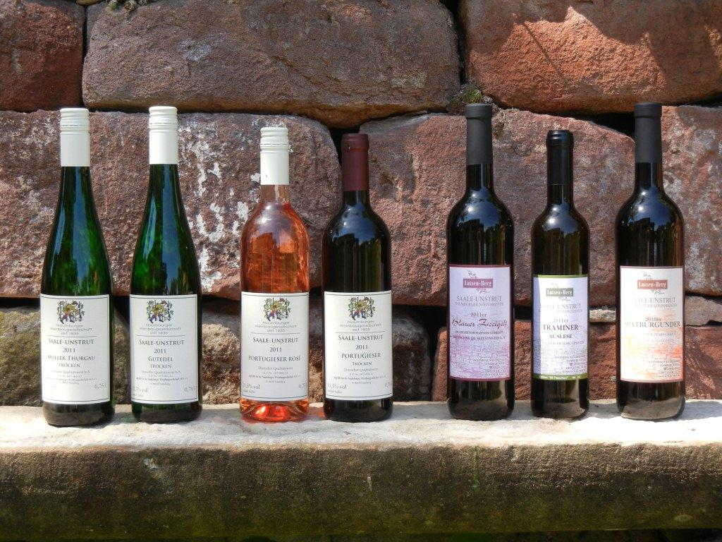 Weine vom Weinhaus Luisenberg (Saale Unstrut Weine)